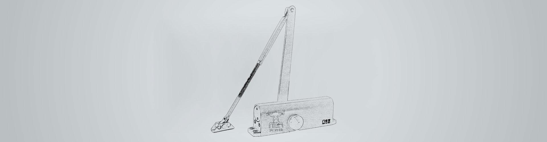 Hydraulic Adjustable Door Closer Manufacturer-RONGYAO