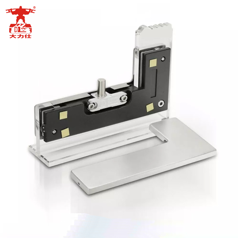 RONGYAO-Find Glass Clamp Stainless Steel Patch Fitting Glass Door Patch-1