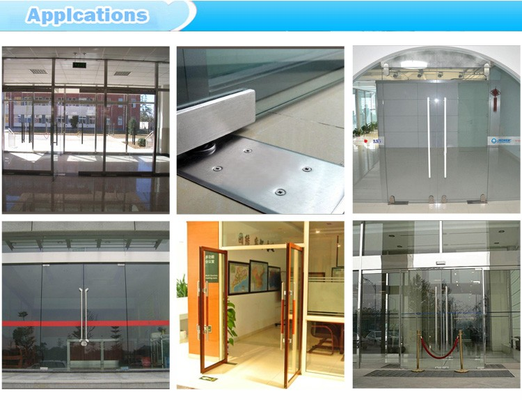 RONGYAO-Good Quality Glass Door Closer Adjust Floor Spring D-33 | Floor-11