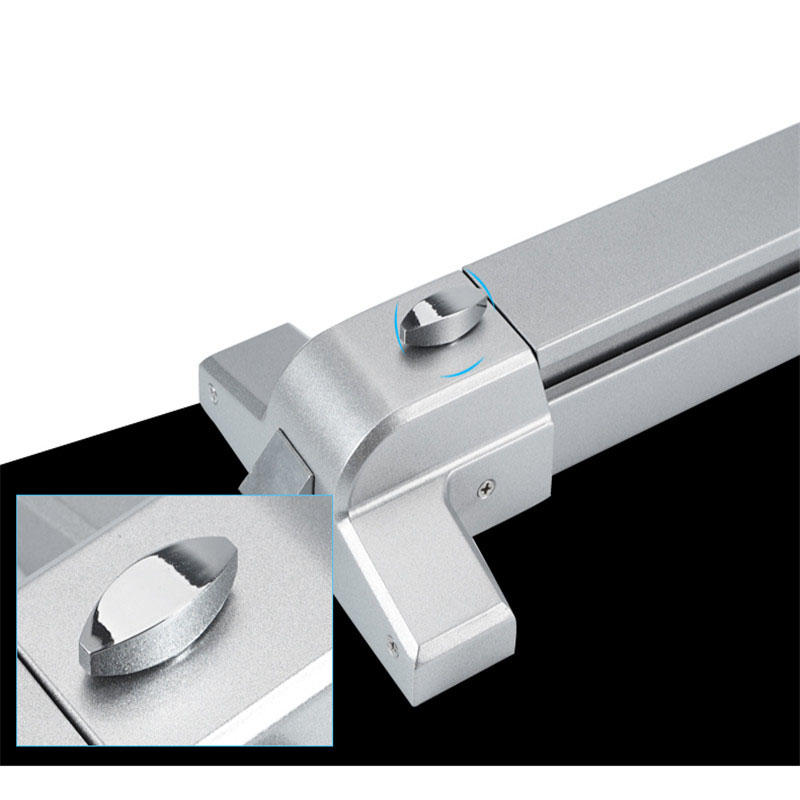 Commercial Panic Exit Device Stainless Steel Emergency Urgent Exit Panic Bar
