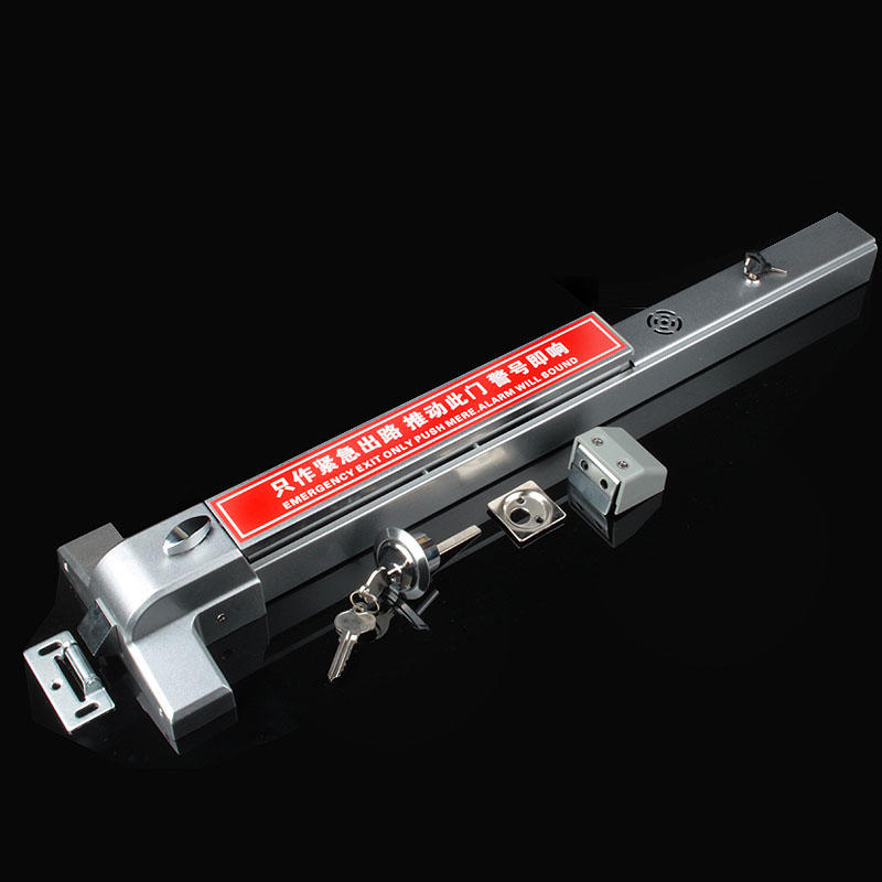 Alarm Panic Bar Exit Device Push Lock
