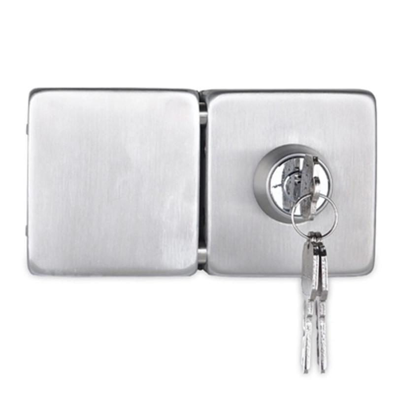 RONGYAO-Professional Sliding Glass Door Foot Lock Sliding Glass Door Locks-1