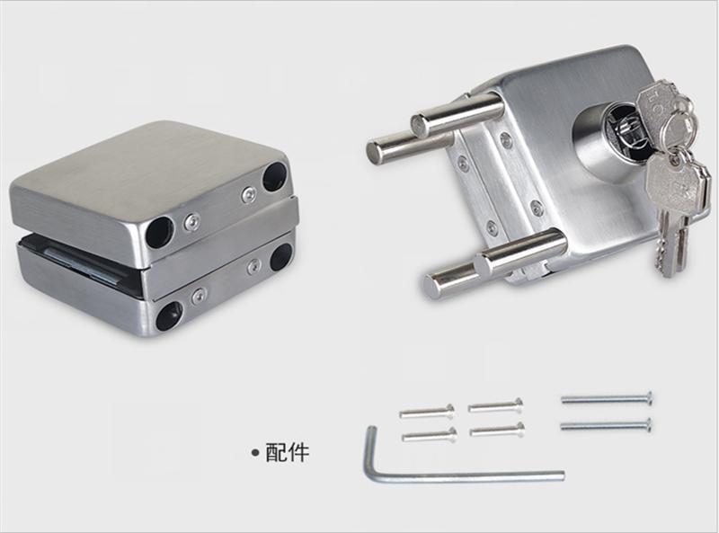 RONGYAO-Professional Sliding Glass Door Foot Lock Sliding Glass Door Locks-10