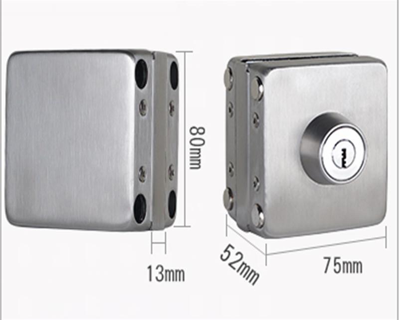RONGYAO-Professional Sliding Glass Door Foot Lock Sliding Glass Door Locks-11