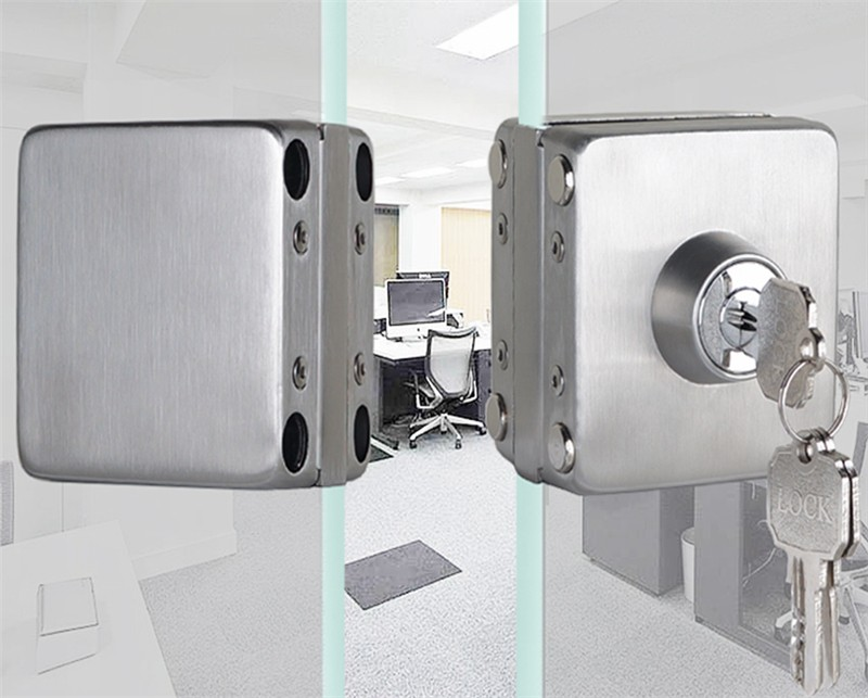 RONGYAO-Professional Sliding Glass Door Foot Lock Sliding Glass Door Locks-12