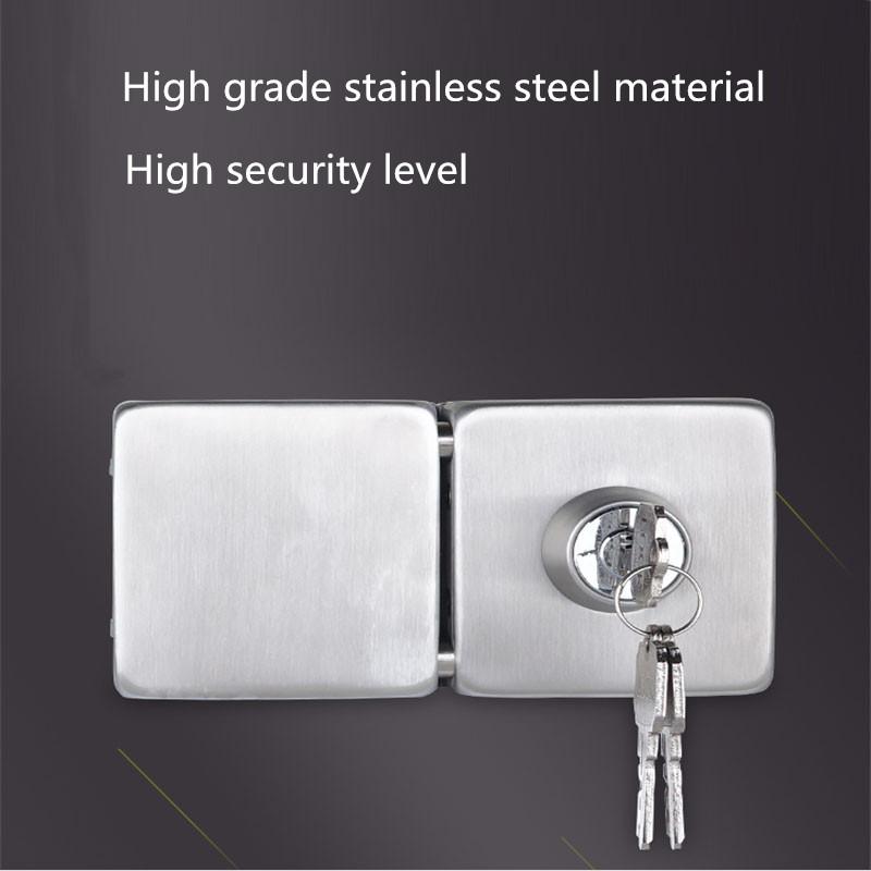 RONGYAO-Professional Sliding Glass Door Foot Lock Sliding Glass Door Locks-7