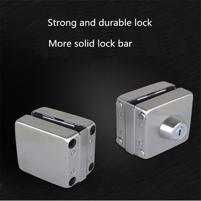 RONGYAO-Professional Sliding Glass Door Foot Lock Sliding Glass Door Locks-8