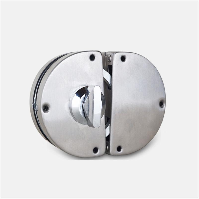 RONGYAO-Find Glass Door Locks Sliding Glass Door Handle With Lock-1