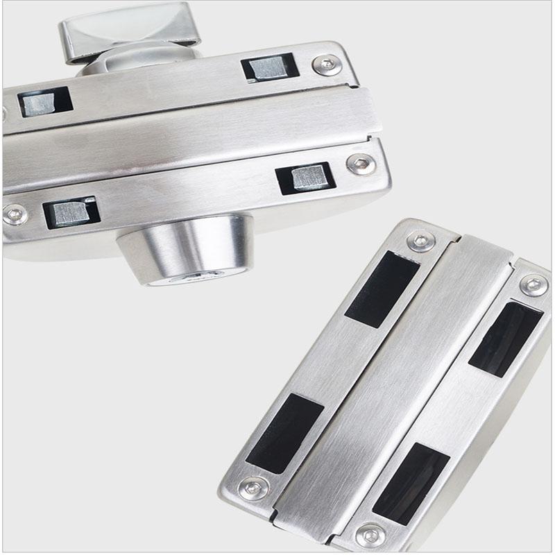 RONGYAO-Find Glass Door Locks Sliding Glass Door Handle With Lock-3