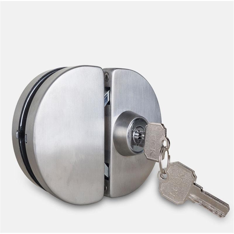 RONGYAO-Find Glass Door Locks Sliding Glass Door Handle With Lock-4