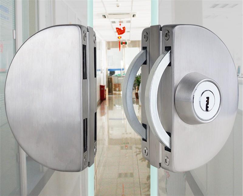 RONGYAO-Find Glass Door Locks Sliding Glass Door Handle With Lock-12