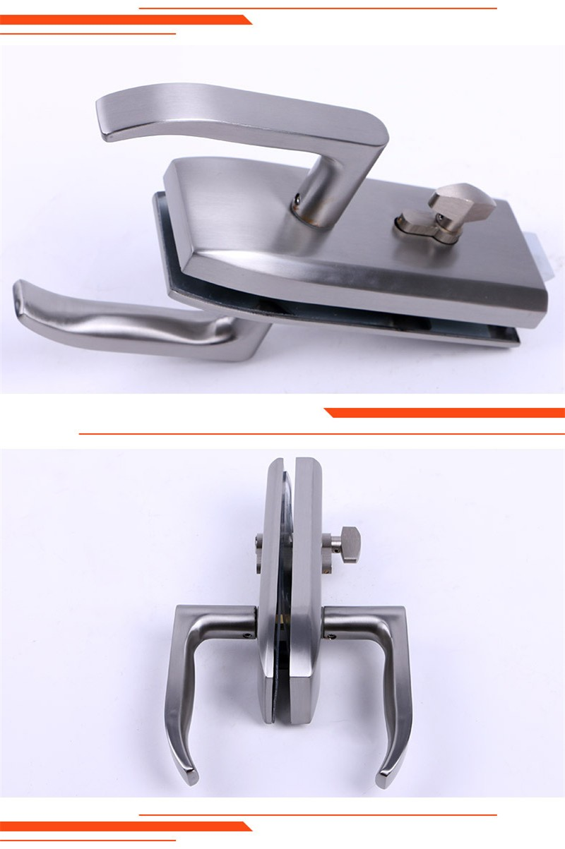 RONGYAO-Sliding Glass Door Lock Bar | Double Side Glass Door Locks-4