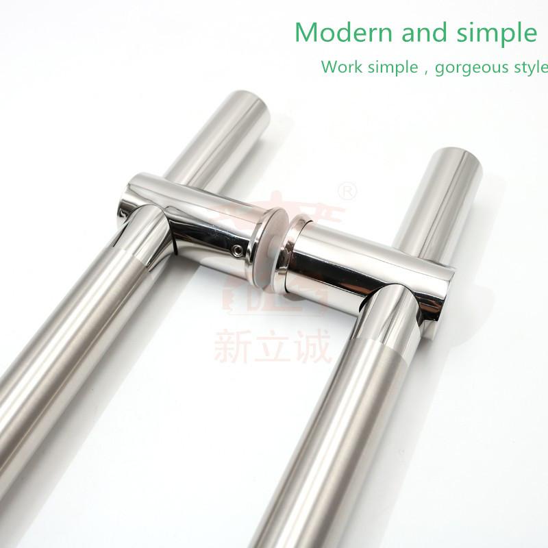 RONGYAO-Professional Adjustable Glass Door Handles Glass Door Handle-12
