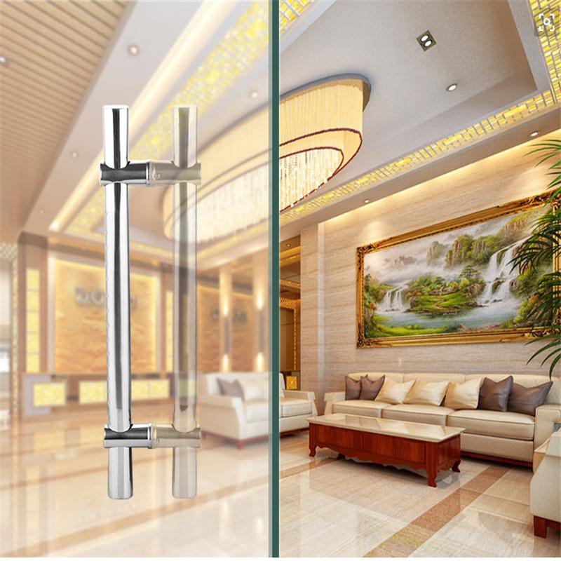 RONGYAO-Professional Adjustable Glass Door Handles Glass Door Handle-15
