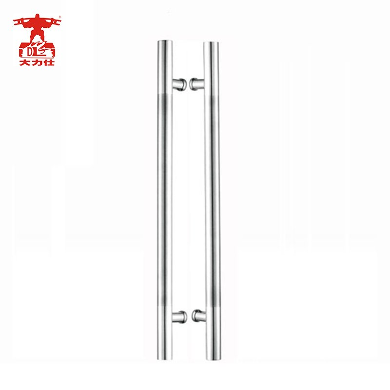 RONGYAO-6068 H Handle Stainless Steel Glass Door Wooden Door Handle