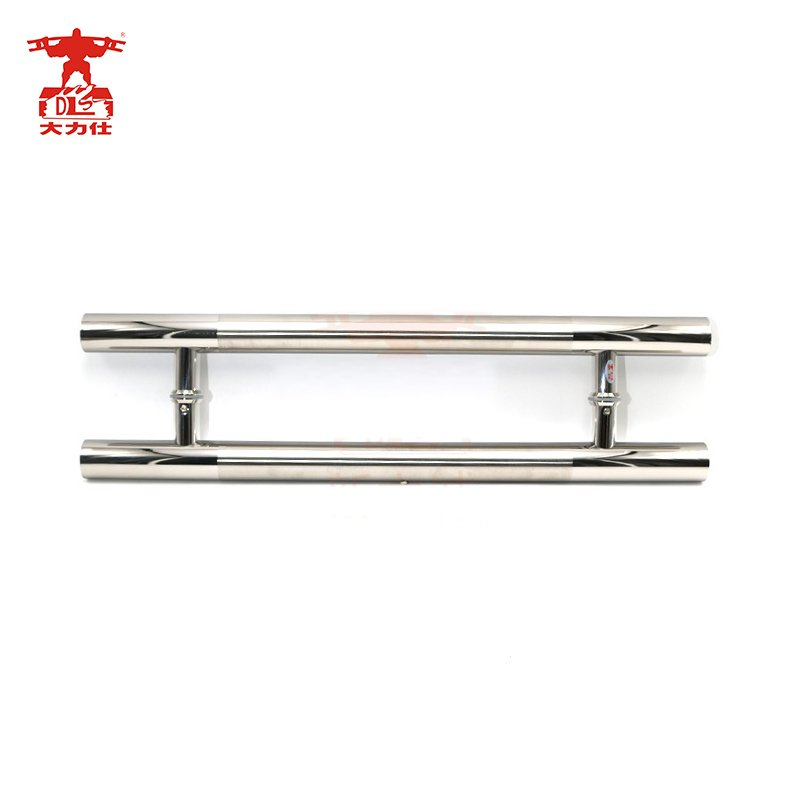 RONGYAO-6068 H Handle Stainless Steel Glass Door Wooden Door Handle-7