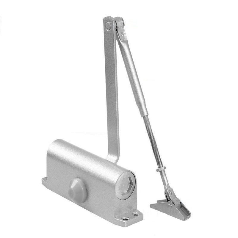 RONGYAO-Find Fireproof Automatic Door Closer Hydraulic Adjustable Door-1