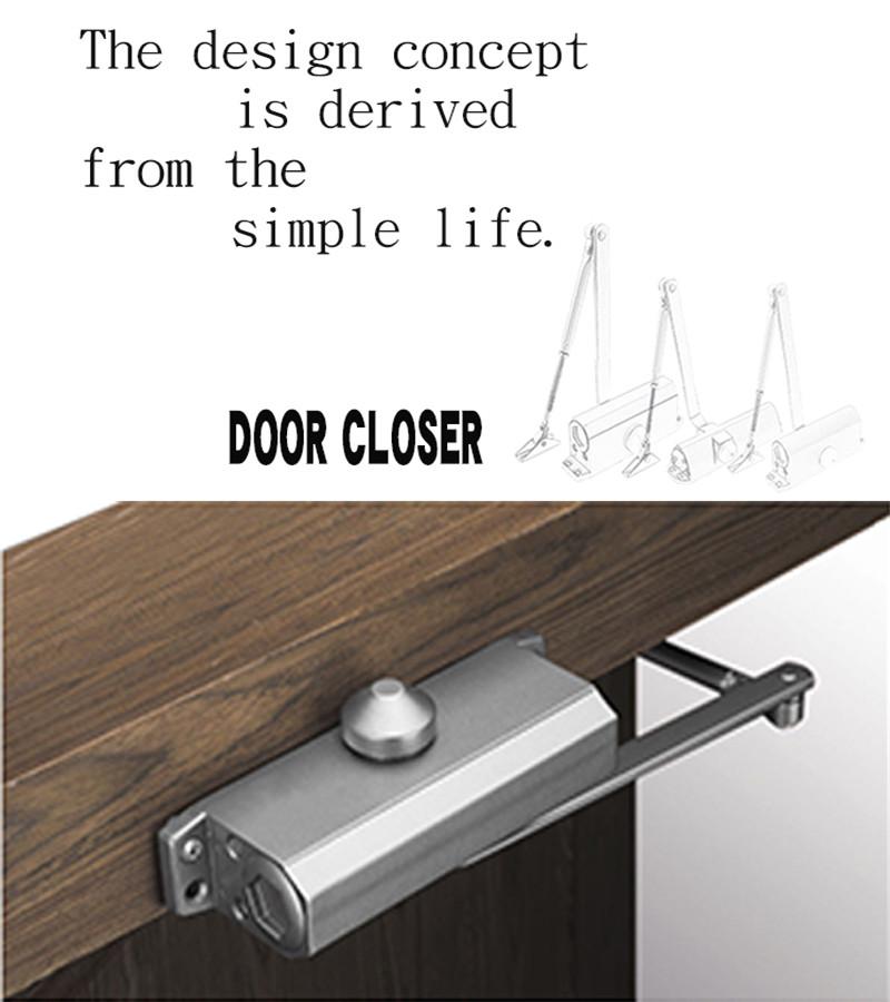 RONGYAO-Find Fireproof Automatic Door Closer Hydraulic Adjustable Door-13