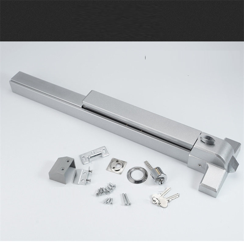 RONGYAO-Find Fire Rated Panic Exit Device Fire Door Panic Push Bar-9
