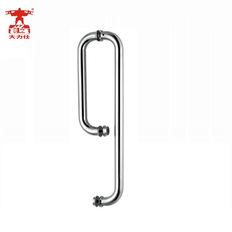 RONGYAO-Professional Adjustable Glass Door Handles Stainless Steel-7
