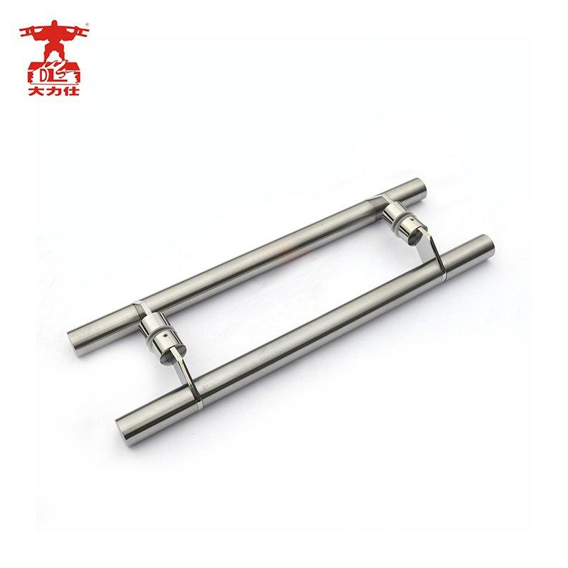 square tube stainless steel handleslidingglassdoorhandle 6044