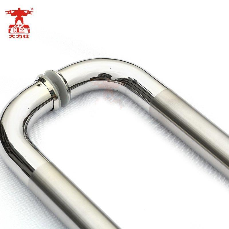 304 Stainless Steel Glass Door Handle