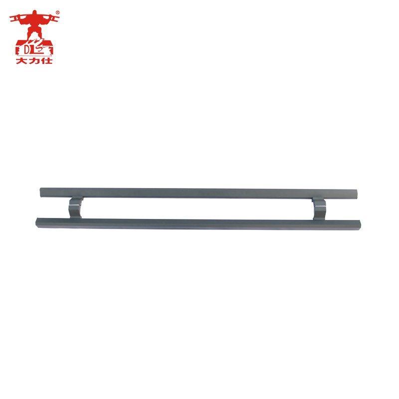 Sliding glass door bathroom glass door handle stainless steel handle 8324