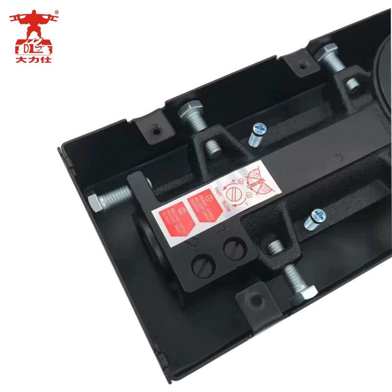 RONGYAO-High Quality Heavy Duty Adjust Hydraulic Floor Hingedoor Closerfloor-4